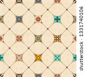 seamless colorful patchwork... | Shutterstock .eps vector #1331740106