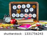 back to school. subjects for... | Shutterstock . vector #1331756243