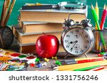 back to school. subjects for... | Shutterstock . vector #1331756246
