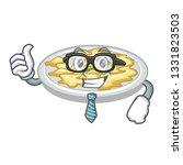businessman scrambled egg in... | Shutterstock .eps vector #1331823503