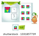 educational game for kids and... | Shutterstock .eps vector #1331857739