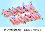 business showroom promotion... | Shutterstock .eps vector #1331875496