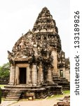 prasat hin pimai thailand | Shutterstock . vector #133189826