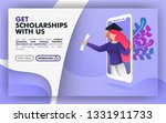 vector illustration concept.... | Shutterstock .eps vector #1331911733