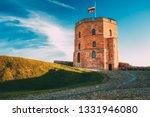 tower of gediminas  gedimino ...   Shutterstock . vector #1331946080