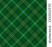 vector tartan background for st.... | Shutterstock .eps vector #1332032570