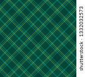 vector tartan background for st.... | Shutterstock .eps vector #1332032573