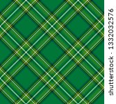 vector tartan background for st.... | Shutterstock .eps vector #1332032576