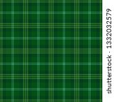vector tartan background for st.... | Shutterstock .eps vector #1332032579