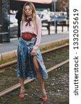 milan  italy   february 20 ...   Shutterstock . vector #1332055619