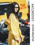 milan  italy   february 22 ...   Shutterstock . vector #1332087299