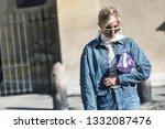 milan  italy   february 22 ...   Shutterstock . vector #1332087476