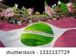 rio de janeiro  brazil    march ... | Shutterstock . vector #1332137729