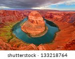 Famous Horseshoe Bend Of The...