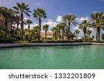 dubai  uae   march 7  2019 ... | Shutterstock . vector #1332201809