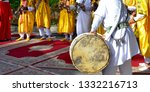 Small photo of The music of Gnawa is a mix of African, Arab and Berber music and dance. It is a Moroccan origin. Its origin was in Essaouira. It is also prevalent in some parts of North Africa