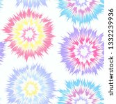 tie dye vector repeat pattern...