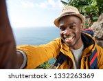 Portrait Of Happy African...