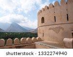 nakhal  oman   february 18 ... | Shutterstock . vector #1332274940