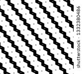 diagonal zigzag lines  shapes... | Shutterstock .eps vector #1332380486