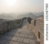 great wall of beijing china   Shutterstock . vector #1332487580