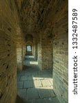 great wall of beijing china   Shutterstock . vector #1332487589