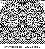 lace seamless pattern | Shutterstock .eps vector #133254560