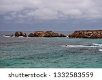 Rocky Coastline Of Isla De La...