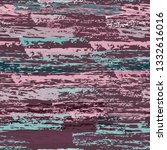 grunge stripes line. chalk... | Shutterstock .eps vector #1332616016