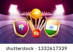 creative banner or poster... | Shutterstock .eps vector #1332617339