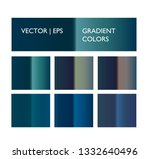 metallic blue. chrome gradient. ...