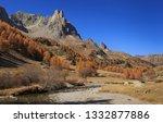 vallee de la claree during a... | Shutterstock . vector #1332877886