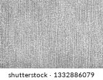 black and white fabric texture. ... | Shutterstock .eps vector #1332886079