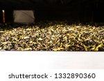 tea preparation process | Shutterstock . vector #1332890360