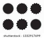 special offer sale tag ... | Shutterstock .eps vector #1332917699