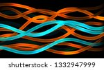 water cooling system.... | Shutterstock . vector #1332947999