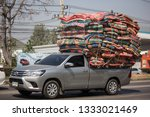 chiangmai  thailand   february... | Shutterstock . vector #1333021469