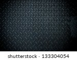 black diamond steel plate | Shutterstock . vector #133304054