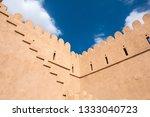 al hazm fort  rustaq  ... | Shutterstock . vector #1333040723