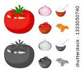 vector illustration of taste...   Shutterstock .eps vector #1333050740
