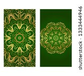 modern vector template with... | Shutterstock .eps vector #1333444946