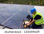 sun energy | Shutterstock . vector #133349639