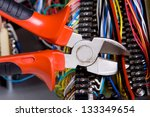 electric device | Shutterstock . vector #133349654