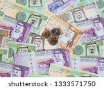 collection of saudi arabia... | Shutterstock . vector #1333571750