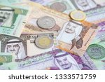 collection of saudi arabia... | Shutterstock . vector #1333571759
