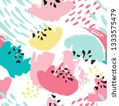modern colorful seamless... | Shutterstock .eps vector #1333575479