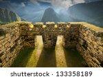 peru   Shutterstock . vector #133358189