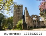 fake ruins in the evora public... | Shutterstock . vector #1333632326