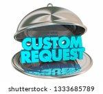 custom request special order... | Shutterstock . vector #1333685789