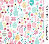 seamless pattern background... | Shutterstock .eps vector #1333711733